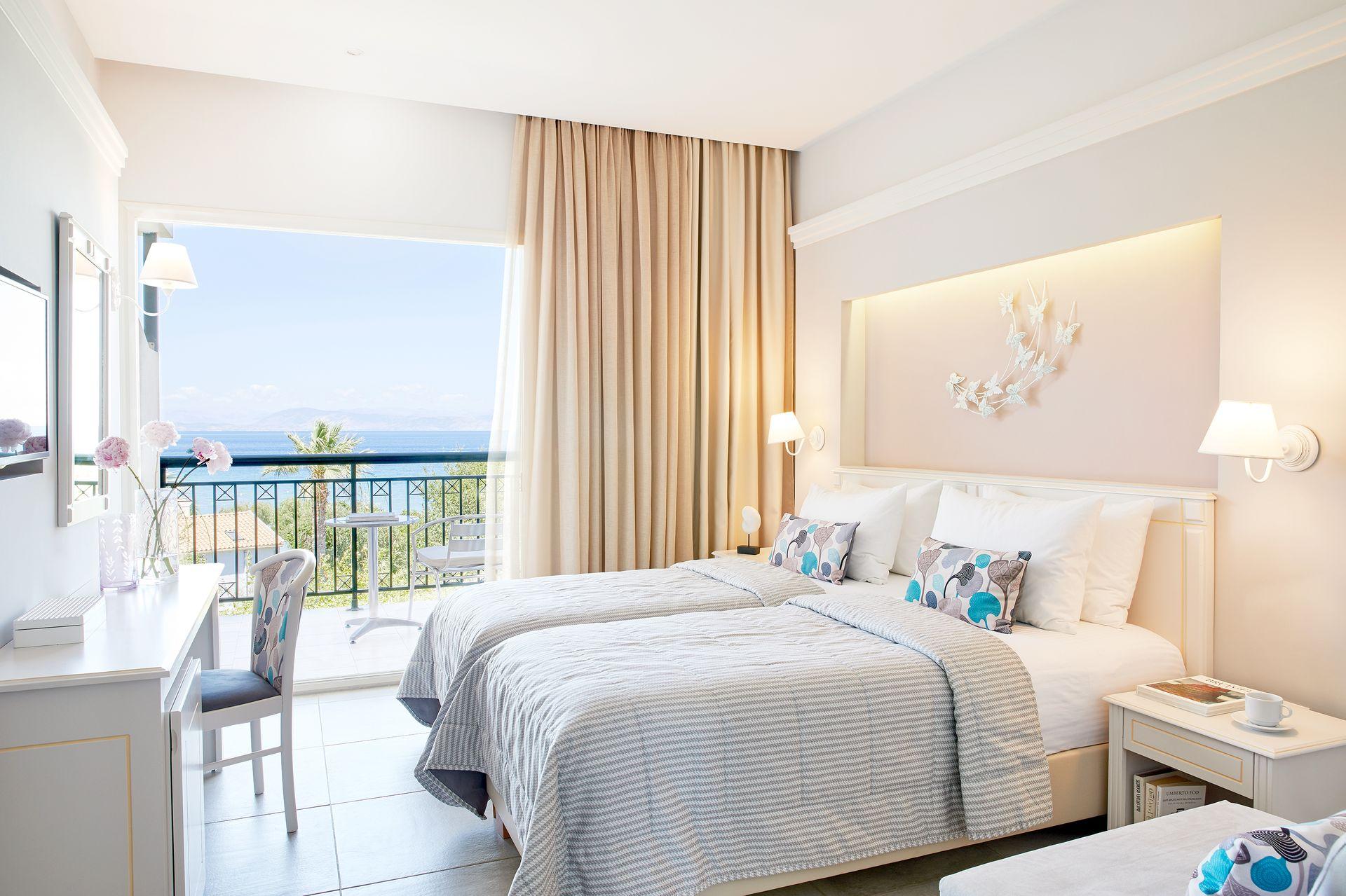 Superior-Doppelzimmer mit Meeresblick